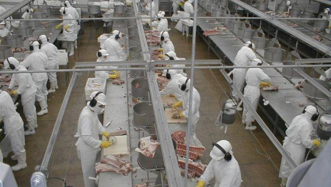 """""""Ministros da agricultura ressaltam compromisso com fornecimento de alimentos seguros"""", afirma Carlos César Floriano."""